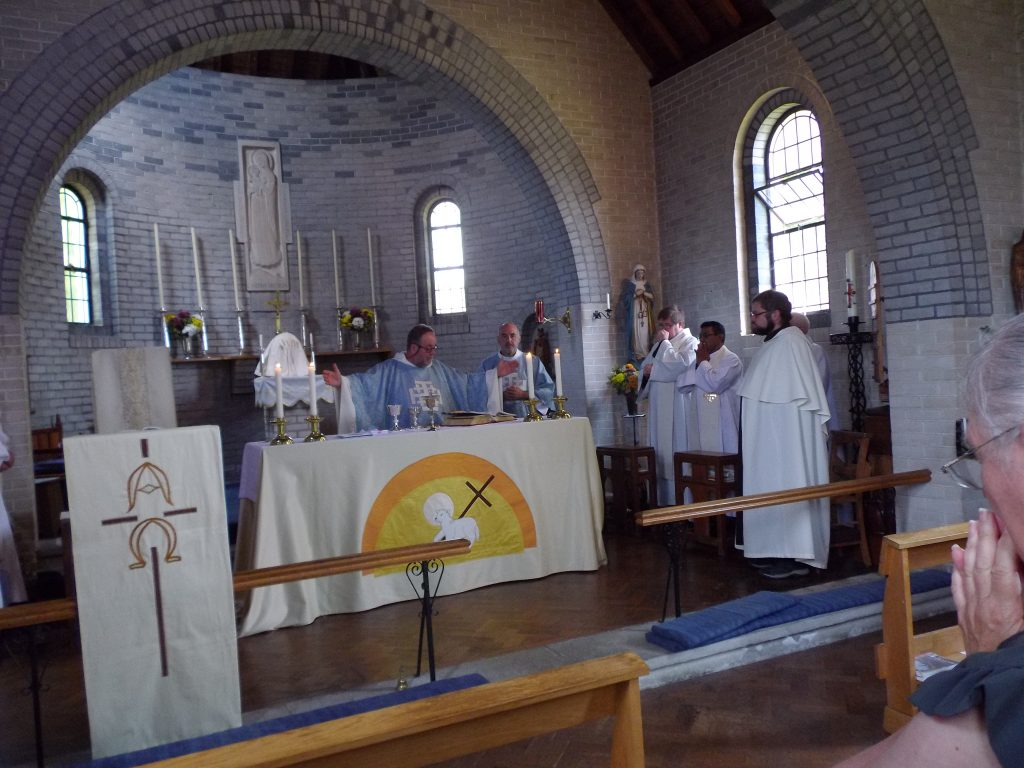 Celebration in Lampeter – Diocese of Menevia